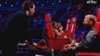 """""""The Voice"""" : la voix d'un talent va rendre fou Mika ce soir ! (Extrait vidéo)"""