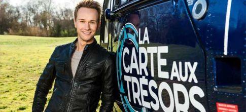 """La """"Carte aux Trésors"""" de retour sur France 3 avec Cyril Féraud mercredi 25 avril"""