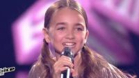 "Replay ""The Voice Kids"" : Angelina chante « All in you » en finale (vidéo)"