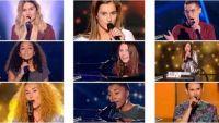 """Replay """"The Voice"""" samedi 18 mars : voici les 9 talents sélectionnés (vidéo)"""