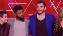 Replay The Voice direct 1 : Gabriel, Raffi Arto, Hobbs et Yasmine Ammari (vidéo)
