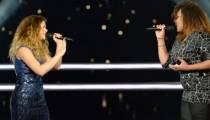 """Replay """"The Voice"""" : la Battle Carole-Anne / Maliya Jackson sur « Eblouie par la nuit » de Zaz (vidéo)"""