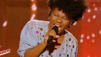 """Replay """"The Voice"""" : Shaby chante « Natural Woman » d'Aretha Franklin (vidéo)"""