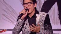 """Replay """"The Voice"""" : Vincent Vinel chante « Take On Me » de A-ha en finale (vidéo)"""