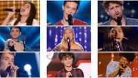 """Replay """"The Voice"""" samedi 8 avril : voici les 9 derniers talents sélectionnés (vidéo)"""