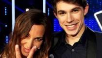 """Le gagnant de """"The Voice"""" Lilian Renaud & Zazie invités du JT de 20H de TF1 ce dimanche"""