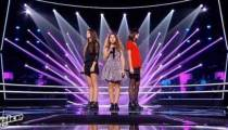 "Replay ""The Voice Kids"" : battle Marine, Ilenia, Elsa « Hello » d'Adèle (vidéo)"