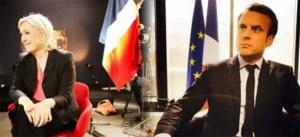 France 2 diffusera ce soir deux entretiens avec Emmanuel Macron & Marine Le Pen