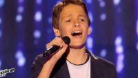 """Replay """"The Voice Kids"""" : Matthieu chante « Let Her Go » de Passenger (vidéo)"""