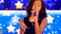 "Replay ""The Voice Kids"" : Tamillia chante « Thinking out loud » d'Ed Sheeran en demi-finale (vidéo)"