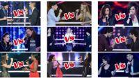 """Replay """"The Voice"""" samedi 2 avril : revoir les 11 battles de la soirée  (vidéo)"""