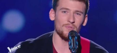 "Replay ""The Voice"" : Casanova chante « Je serai là » de Slimane (vidéo)"