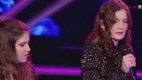 """Replay """"The Voice"""" : duel Capucine / Sherley Paredes « L'amour en solitaire » (vidéo)"""