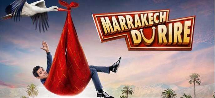 """Gala du """"Marrakech du rire"""" 2018 le 5 juillet sur M6 : les invités de Jamel Debbouze"""