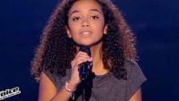 """Replay """"The Voice"""" : Lucie chante « It's a man's man's man's world » de James Brown (vidéo)"""
