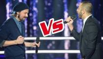 "Replay ""The Voice"" : La Battle Sofiane / Clément Verzi « I Follow Rivers » de Lykke Li (vidéo)"