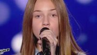 "Replay ""The Voice Kids"" : Océane chante « Hijo de la luna » de Mecano (vidéo)"