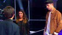 """Demi-Finale de """"The Voice Kids"""" : la team Jenifer répète avec Lilian Renaud (vidéo)"""