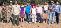 """2ème épisode de """"Wild, la course de survie"""" dans le désert lundi 2 avril sur M6"""