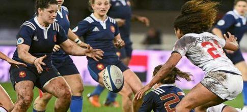Rugby féminin : record d'audience pour France / Irlande jeudi soir sur France 2
