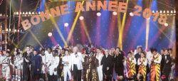 """""""Le Plus Grand Cabaret"""" de Patrick Sébastien sur son 31, les invités du réveillon 2017"""