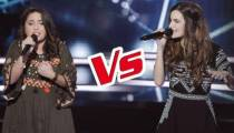 "Replay ""The Voice"" : La Battle Gabriella / Ilowna « Castle In The Snow » de The Avener (vidéo)"