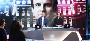 Présidentielle 2017 : TF1 leader à l'annonce des résultats du 2nd tour