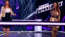 """Replay """"The Voice"""" : La Battle Amélie / Eugénie sur « Besoin de personne » de Véronique Sanson (vidéo)"""