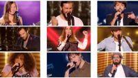 """Replay """"The Voice"""" samedi 11 mars : voici les 9 talents sélectionnés (vidéo)"""