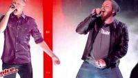 "Replay ""The Voice"" : Matthieu & Nicola Cavallaro chantent « Way Down We Go » de Kaleo (vidéo)"