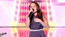 "Replay ""The Voice Kids"" : Lynn chante « I'm Not the Only One » de Sam Smith en demi-finale (vidéo)"
