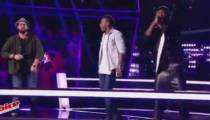 "Replay ""The Voice"" : Battle Vincent / Fonetyk & Dama « Hall of Fame » de The Script (vidéo)"