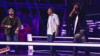 """Replay """"The Voice"""" : Battle Vincent / Fonetyk & Dama « Hall of Fame » de The Script (vidéo)"""