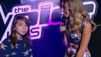 """La 1ère interview de Carla la gagnante de """"The Voice Kids"""" juste après la finale (vidéo)"""