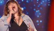 "Replay ""The Voice"" : Ana Ka chante « Heavy Cross » de Gossip (vidéo)"