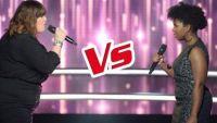 """Replay """"The Voice"""" : La Battle Beehan / Ana Ka « Set Fire to the Rain » d'Adele (vidéo)"""