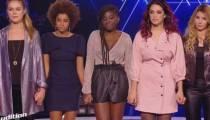 """Replay """"The Voice"""" : l'audition finale de JAT, Mélody et Queen Clairie  (vidéo)"""