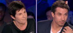 """Le vif échange entre Christine Angot & Jérémy Ferrari dans """"On n'est pas couché"""" sur France 2 (vidéo)"""