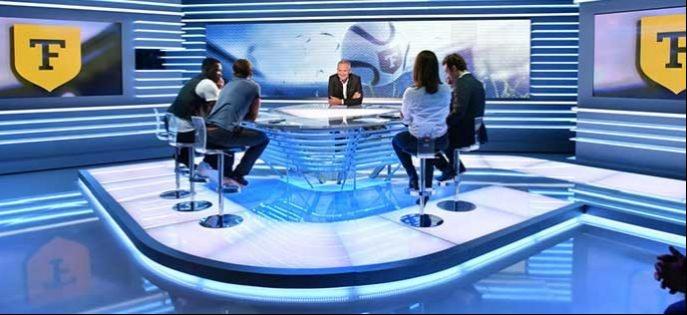 """""""Téléfoot"""" diffusera un entretien exclusif avec Emmanuel Macron ce dimanche 10 juin sur TF1"""