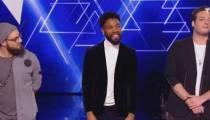 """Replay """"The Voice"""" : l'audition finale de Angelo, Hobbs et Joss Bari (vidéo)"""