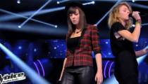 "Replay ""The Voice"" : la battle entre Cloé / Natacha sur « Le Chemin » de Kyo (vidéo)"