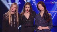 """Replay """"The Voice"""" : l'audition finale de Drea Dury, Ubare et Laura  (vidéo)"""