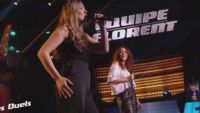 """Replay """"The Voice"""" : duel Norig / Yasmine Ammari « This is what you came for » (vidéo)"""