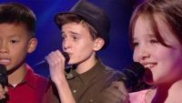 "Replay ""The Voice Kids"" : les prestations de Enzo, Eddy et Chiara (vidéo)"