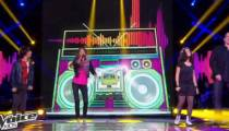 "Replay ""The Voice Kids"" : Némo, Naya, Laëtitia & Garou chantent « Radioactive » de Imagine Dragons"