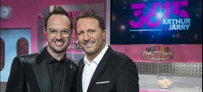 """Retour en 1992 ce soir sur TF1 dans """"3615 code Arthur et Jarry"""" : les 1ères images (vidéo)"""
