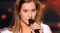 """Replay """"The Voice"""" : Juliette chante « Ces idées là » de Louis Bertignac (vidéo)"""