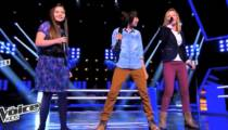 "Replay ""The Voice Kids"" : battle Frankee, Nemo, Chloé « Je te donne » Jean-Jacques Goldman (vidéo)"