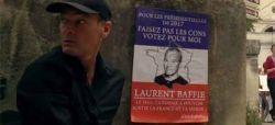 """Inédit : Laurent Baffie en campagne dans """"Baffie Président"""" samedi 6 mai sur C8 !"""