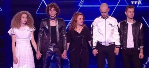 Replay The Voice direct 1 : Ecco, Kriill, Betty Patural et Xam Hurricane (vidéo)